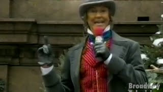 """Tommy Tune - """"Talk to the Animals"""" - DR . DOLITTLE (NBC Macy's Thanksgiving Day Parade 24-Nov-2005)"""