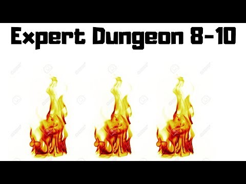 3 Flame Expert Dungeon 8 10 Castle Clash Setup