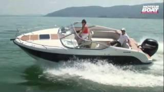QUICKSILVER ACTIV 645 CABIN - Essai moteurboat.com