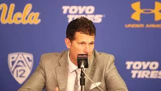UCLA M. Basketball Postgame Press Conference, Steve Alford - 11.17.17