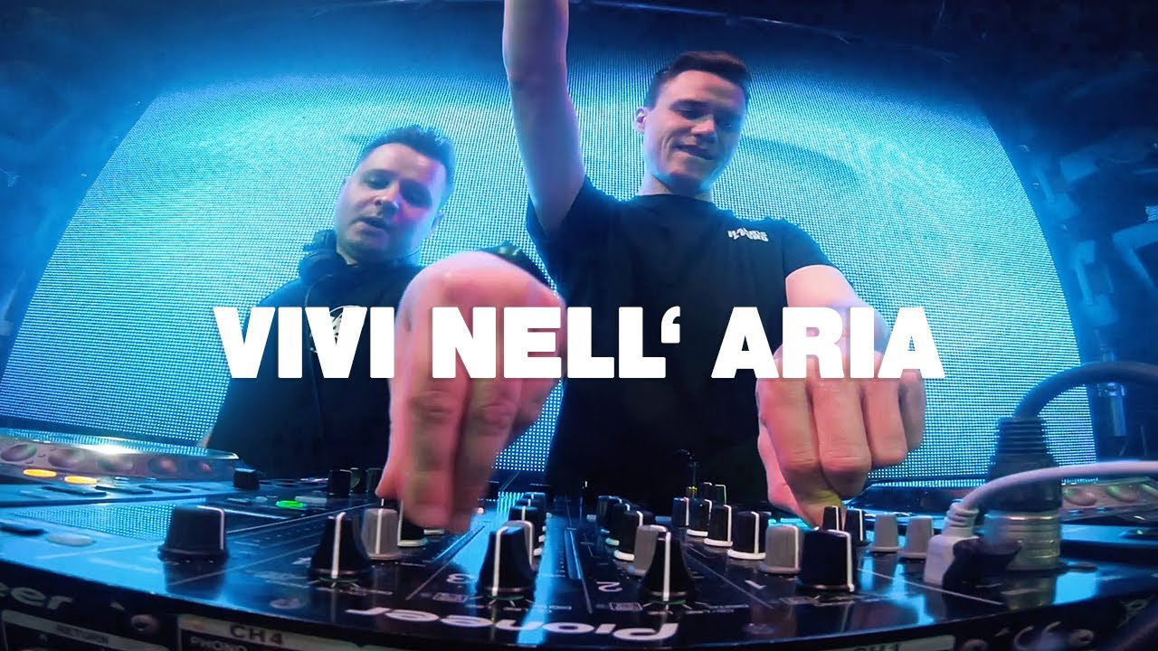 Vivi Nell' Aria (Harris & Ford Remix) - Hard But Crazy feat. Miani