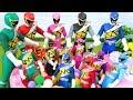 Power Rangers Dino Charge Super Sentai 歴代戦隊ヒーローおもちゃアニメ キョウリュウジャー