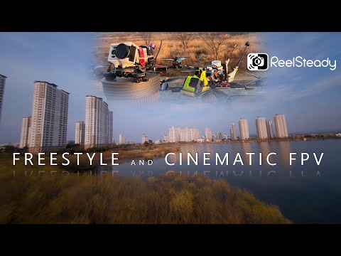Фото Cinematic and Freestyle - FPV Drone (GOPRO 6, Reelsteady Go, YI 4K, Emuflight)