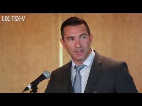 Lithium X October Presentation @ Subscriber Investment Summit