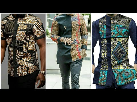 Latest African Prints & Ankara Styles For Men  2020-21 | African outfit ideas For Men 2020 | ZHF
