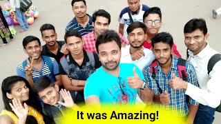 Awesome Delhi Meet-up | Vlog | Must Watch If You Missed