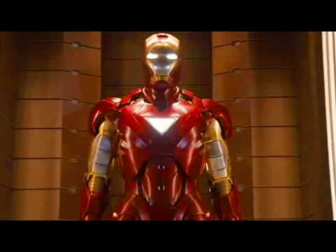 Indestructible (The Last Man Standing)~Avengers