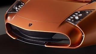 Lamborghini 5-95 Zagato 2014 Videos