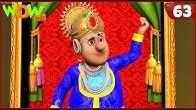 New Cartoon Show  Chacha Bhatija    Hindi Cartoons For Kids  3D Pain