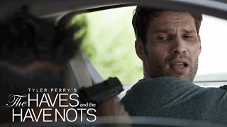 A Desperate Search for Drugs Endangers Wyatt   Tyler Perry's The Haves and the Have Nots   OWN