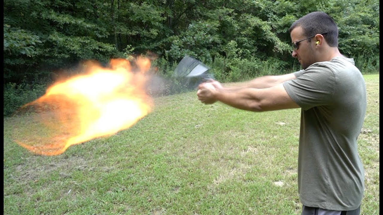 How Bad Can It Be? - S&W 500 Magnum Snub Nose + 700 Grain Bullet