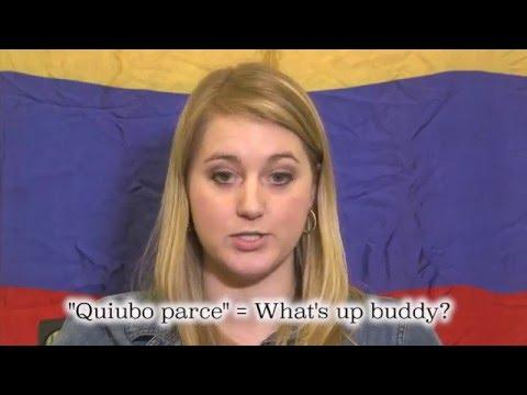 The Gringos vs. Colombian Slang