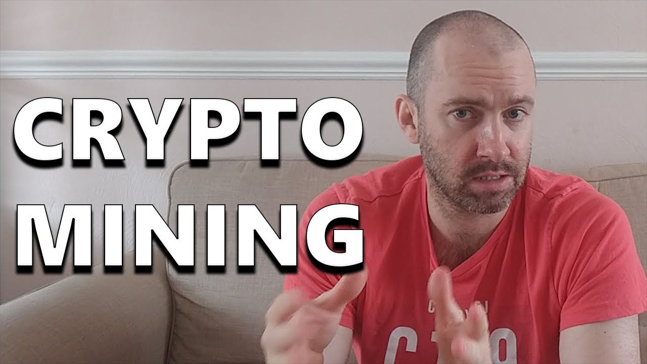 the state of cryptocurrency mining