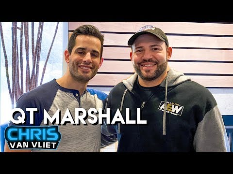 QT Marshall On His In-ring And Backstage AEW Job, WWE Tryout, Documentary, His Wrestling School