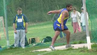 Acton Boxborough Track & Field Highlights 4/26/12