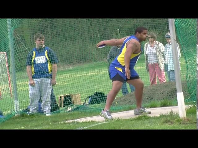 Acton Boxborough Track & Field Highlights 4/26/12