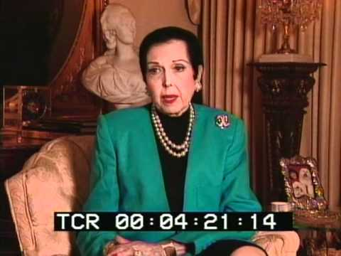 Ann Miller 1996 Interview Part 5 of 8