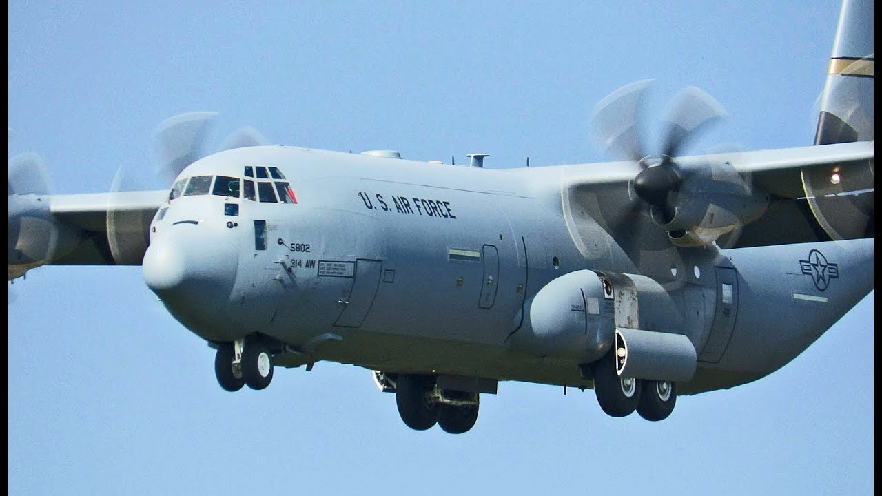 Elicottero C130 : Arrivals market garden c transall with tactical