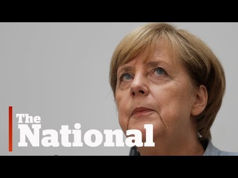 Angela Merkel's win in the German election comes with rise of far right