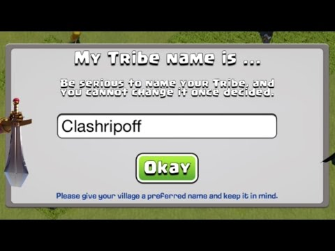 Clash of Clans - 5 FUNNY CLASH RIP-OFFS! HILARIOUS! Clash of Clans WORST CLONES!