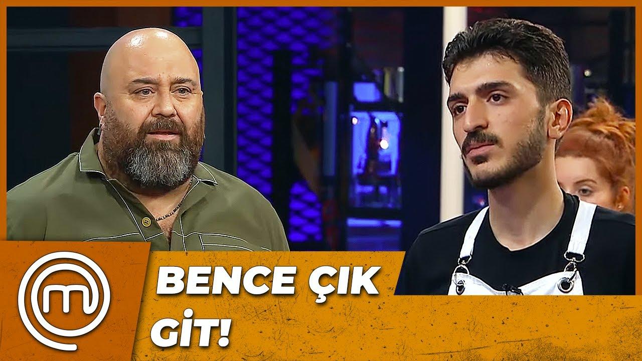 MASTERCHEF'E DAMGA VURAN OLAY!   MasterChef Türkiye 27. Bölüm