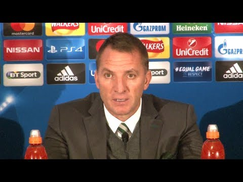 Celtic 0-1 Anderlecht - Brendan Rodgers Full Post Match Press Conference - Champions League