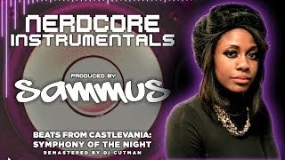 [Symphony of the Night remix] - Sammus - Sweet Sorrow - (Nerdcore Instrumentals)