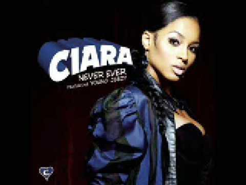 Ciara - Never Ever (Chipmunk Version).