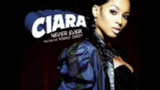 Ciara - Never Ever (Chipmunk Version).