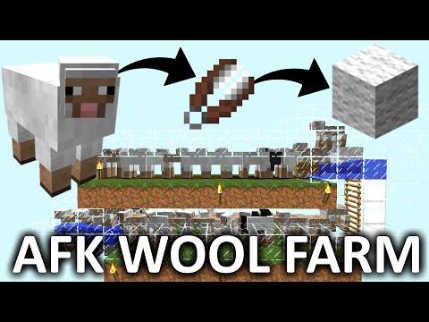 BEST AFK WOOL SHEEP FARM (1.14,1.13, 1.12, 1.11, 1.10)