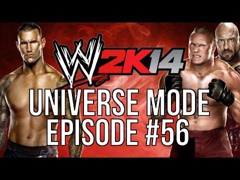 "WWE 2k14 Universe Mode - #56 ""World Champion Tag Team"""