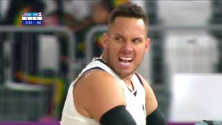 Wheelchair Rugby Gold Medal Game (USA vs CAN) | Parapan American Games Lima 2019