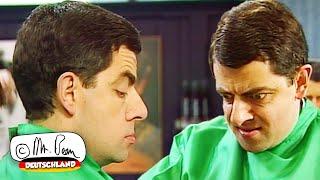 Mr. Bean geht zum Friseur