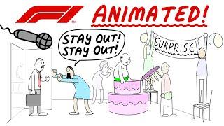 2020 F1 Season: The Animated Version!