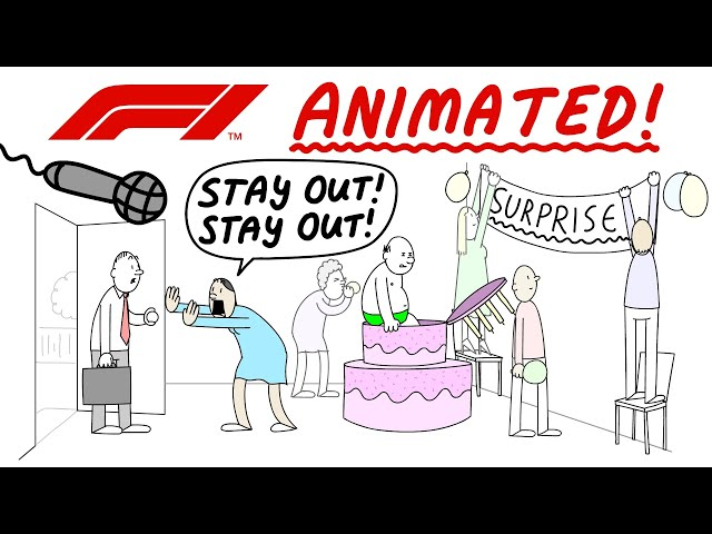 2020 F1 Season: The Animated Version!