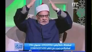 بالفيديو.. د. احمد كريمه يوضح كيفية الاغتسال الشرعي من الجنابه او الحيض وكيفية غسل الرسول (ص)