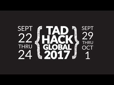 TADHack Global 2017 - Global Prize Results