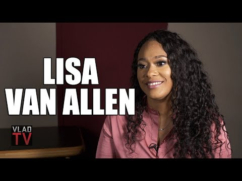 Osei The Dark Secret - Lisa Van Allen on Using Male Toys on R Kelly, Not Sure if He's Gay #NSFW