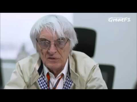 Bernie explains it all. Full Version. Bahrain  GP 2016