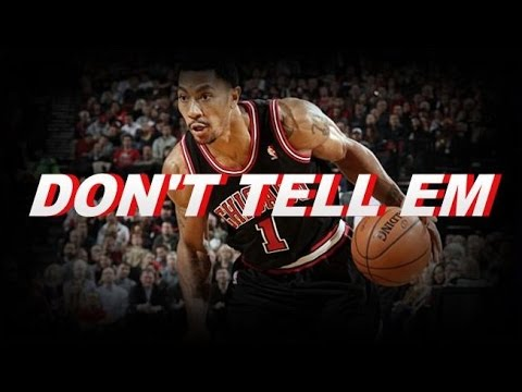 Derrick Rose Mix - Don't Tell Em ᴴᴰ