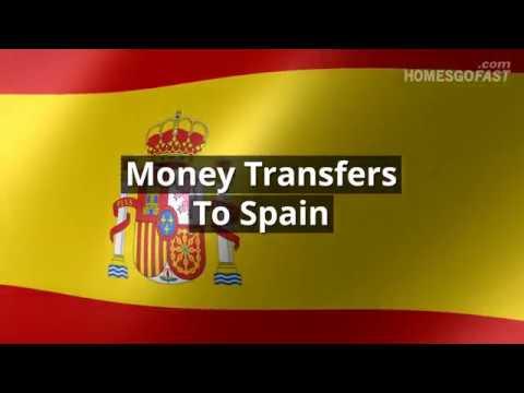 Money Transfers Spain