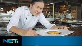 Aubry & Shafira - French Onion Soup | Chefs Table | Chef Chandra | Netmediatama