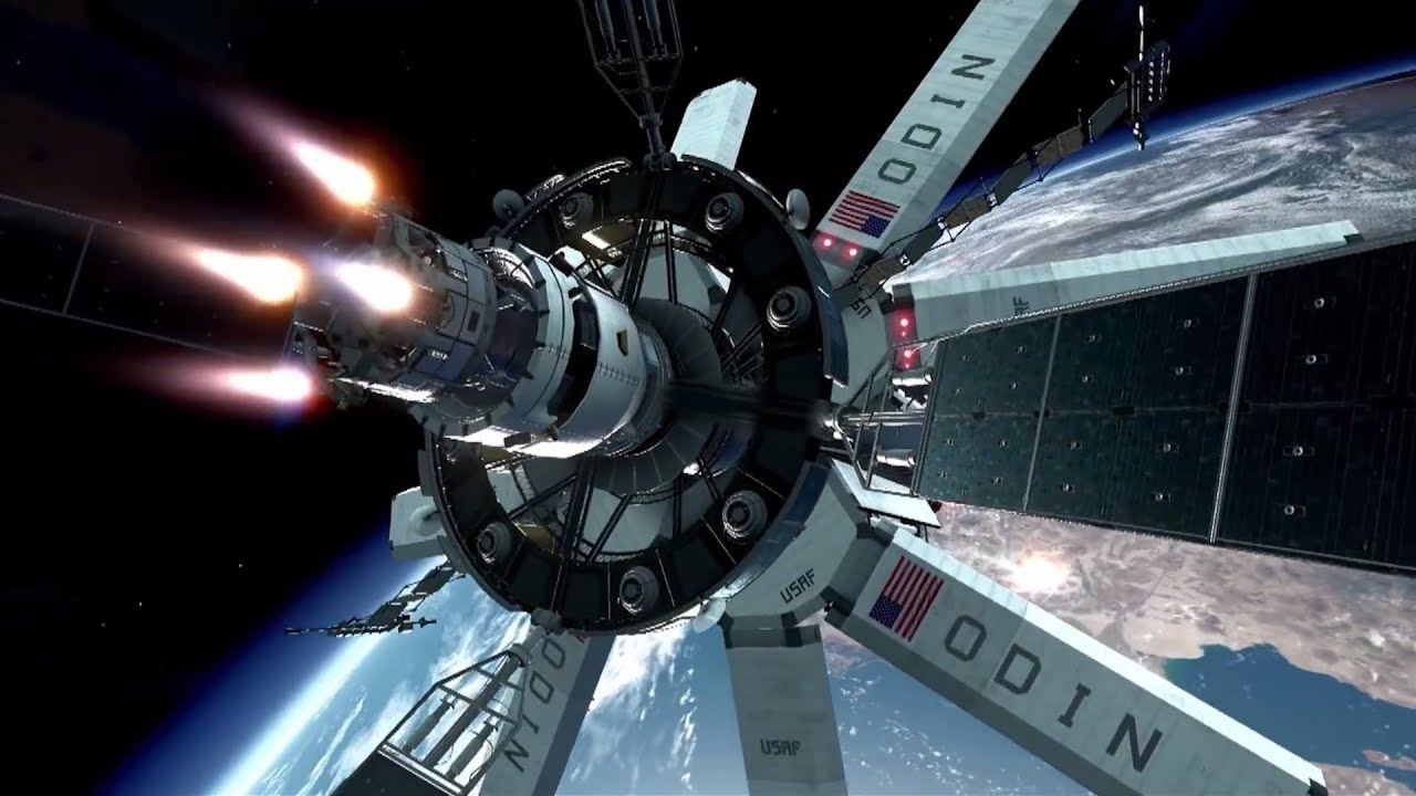 Space Warfare of the Future  :   Documentary on Spaced Based Weapon Systems