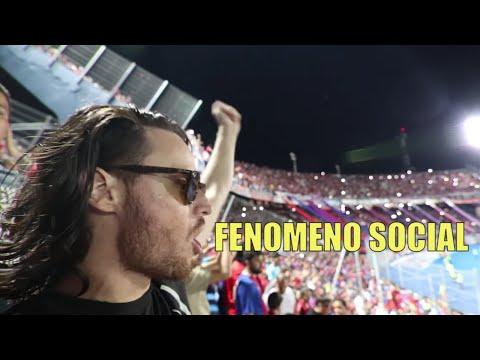 """Cerro Porteño 3-1 Nacional """"FENÓMENO SOCIAL"""""""