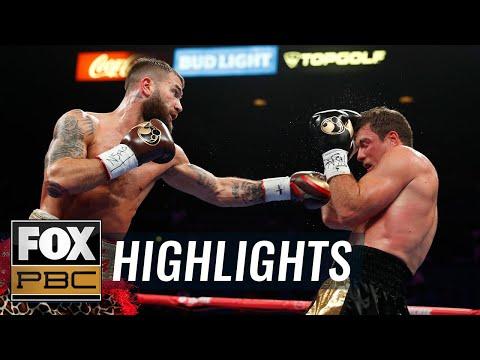 Watch Caleb Plant vs Mike Lee full fight   HIGHLIGHTS   PBC ON FOX