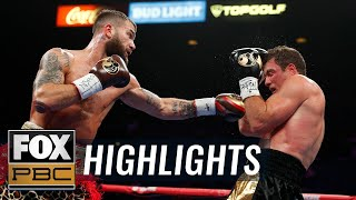 Watch Caleb Plant vs Mike Lee full fight | HIGHLIGHTS | PBC ON FOX