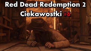 Red Dead Redemption 2 - Ciekawostki #6 - Duch, robot, wilkołak i nie tylko