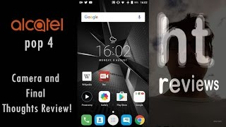"""Alcatel Pop 4 / Alcatel Pop 5"""" (Optus) Camera and Final Thoughts Review"""