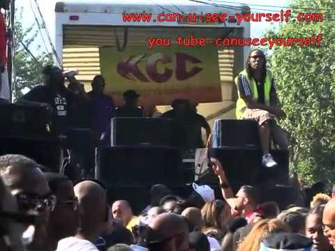 Notting Hill Carnival 2013 featuring KCC Sound System - UK Funky House & Garage Music London W10