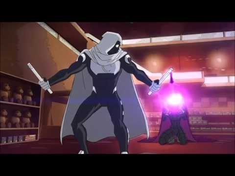 Moon Knight Tribute invincible by skillet